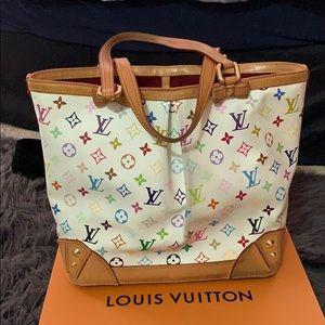 Louis Vuitton Sharleen MM multicolor